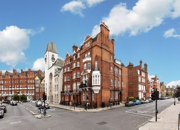 Thumbnail 2 bed flat for sale in Pont Street, London