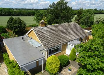Thumbnail 3 bed detached bungalow for sale in Freeman Avenue, Henley, Ipswich, Suffolk