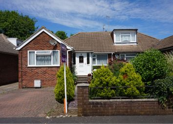 Thumbnail 3 bed semi-detached bungalow for sale in Weymead Close, Chertsey