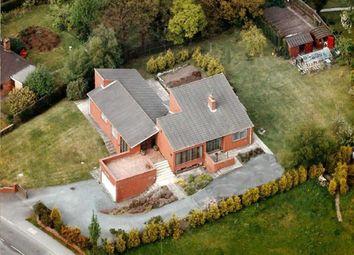 Thumbnail 5 bed detached house for sale in Wood Lane, Hawarden, Flintshire
