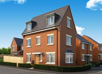 Thumbnail 4 bed semi-detached house for sale in Harwood Lane, Great Harwood, Blackburn