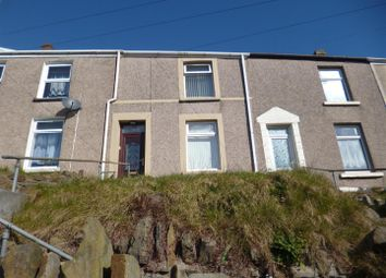 Thumbnail 2 bedroom terraced house to rent in Middle Road, Cwmbwrla, Swansea