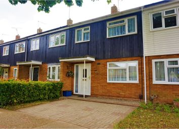 Thumbnail 3 bed terraced house for sale in Tylney Croft, Harlow