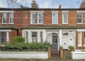 Thumbnail 3 bed terraced house to rent in Bushwood Road, Kew, Richmond
