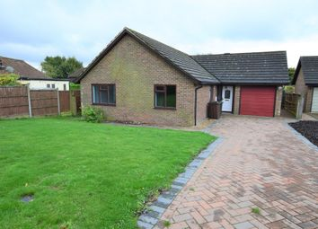 Thumbnail 3 bed bungalow for sale in Northdowns Close, Old Wives Lees, Canterbury