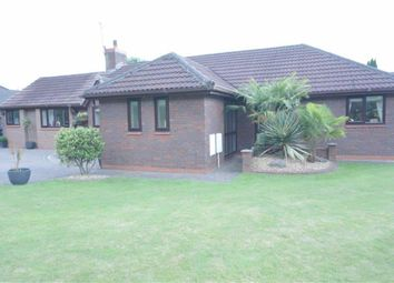 Thumbnail 4 bed detached bungalow for sale in Meadow Close, Leigh