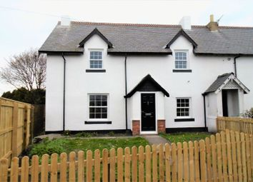 Thumbnail 3 bed semi-detached house for sale in Pegswood Village, Pegswood, Morpeth