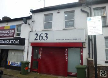Thumbnail Office for sale in Holmstall Parade, Burnt Oak Broadway, Burnt Oak, Edgware