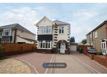 Thumbnail 4 bed detached house to rent in St. Ambrose Road, Cardiff