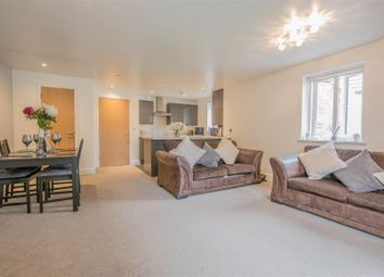 Thumbnail 2 bed flat for sale in Linford End, Harlow