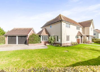 Thumbnail 5 bedroom detached house for sale in Chantry Drive, Wormingford, Colchester