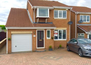 Thumbnail 3 bed detached house for sale in Sundew Gardens, High Green Sheffield