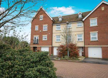 4 bed terraced house for sale in Siskin Gate, Bracknell RG12