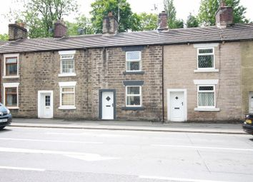 Thumbnail 2 bed terraced house for sale in High Street West, Glossop