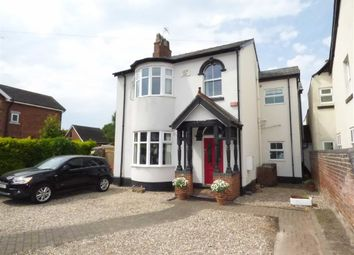 Thumbnail 4 bed link-detached house for sale in Crewe Road, Alsager, Stoke-On-Trent