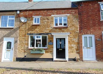 Thumbnail 3 bed terraced house for sale in West Street, Long Buckby