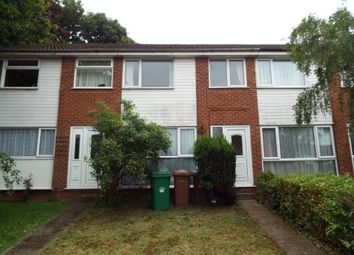 Thumbnail 3 bed terraced house for sale in Park Close, Nottingham, Nottinghamshire