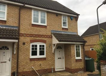 Thumbnail 3 bed end terrace house to rent in Carnation Way, Aylesbury