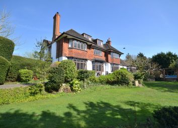 Thumbnail 6 bed detached house for sale in Ashwood Road, Woking
