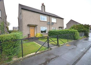 Thumbnail 3 bed semi-detached house for sale in Bellevue Road, Kilmarnock