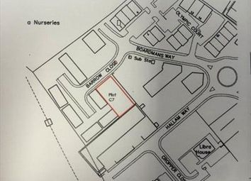 Thumbnail Land for sale in Plot C7, Barrow Close, Whitehills Business Park, Blackpool