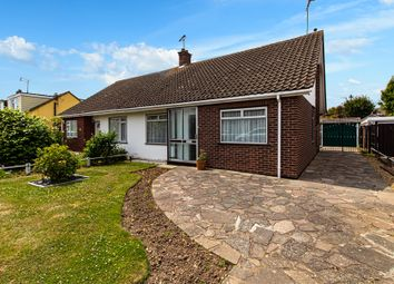Nutcombe Crescent, Rochford SS4. 3 bed semi-detached bungalow for sale
