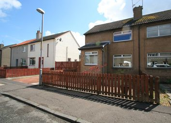 Thumbnail 2 bed end terrace house for sale in Shaw Avenue, Armadale, Bathgate