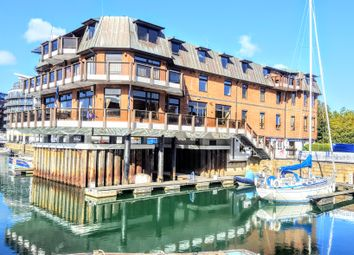 Thumbnail 3 bed flat to rent in Ocean Village, Southampton