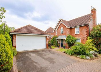 Thumbnail 4 bedroom detached house for sale in Langerstone Lane, Tattenhoe, Milton Keynes, Bucks