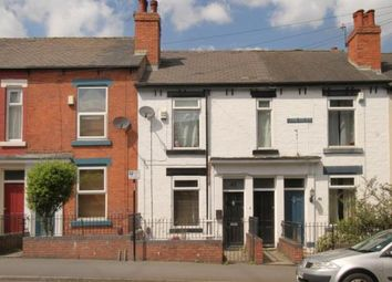 Thumbnail 2 bedroom terraced house for sale in Alderson Place, Sheffield, South Yorkshire