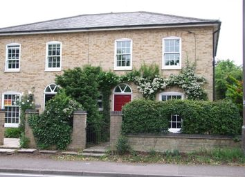 Thumbnail 4 bed semi-detached house for sale in Brook Street, Yoxford, Saxmundham
