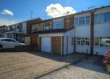 Thumbnail 3 bed terraced house for sale in Arkle Drive, Coventry
