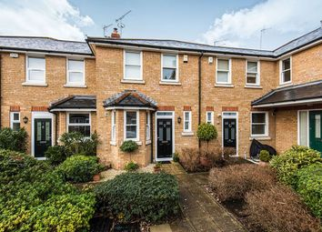 Thumbnail 2 bed terraced house for sale in Barneby Close, Twickenham