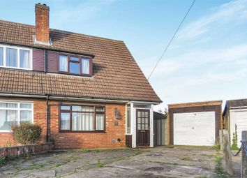 Thumbnail 2 bed semi-detached house for sale in St. Margarets Gardens, Biggleswade