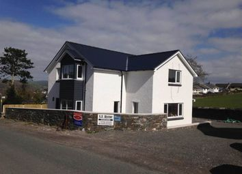 Thumbnail 4 bed detached house to rent in Trefaenor, Comins Coch, Aberystwyth