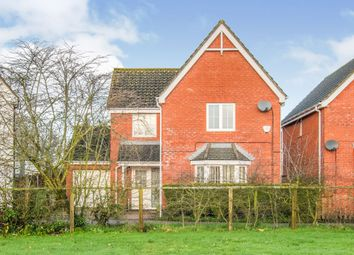 4 bed detached house for sale in Wright's Close, North Walsham NR28