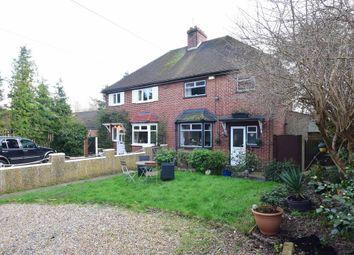 Thumbnail 3 bed semi-detached house for sale in Buckhurst Avenue, Carshalton, Surrey