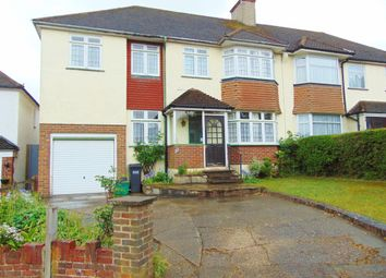 Thumbnail 5 bed semi-detached house for sale in Crossways, South Croydon, Surrey