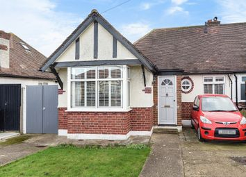 Thumbnail 2 bed semi-detached bungalow for sale in Percival Way, Ewell, Epsom