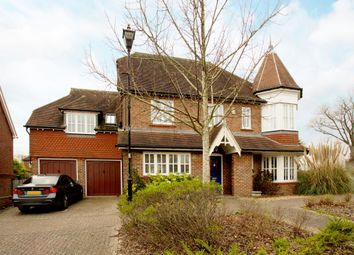 Thumbnail 5 bed detached house to rent in Heyworth Ride, Haywards Heath, West Sussex