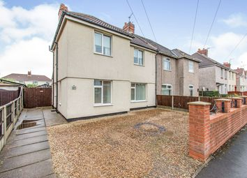 Thumbnail 3 bed semi-detached house for sale in Daw Lane, Bentley, Doncaster