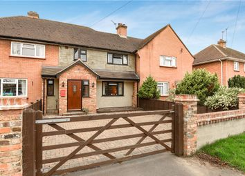 Thumbnail 3 bed terraced house for sale in Western Avenue, Egham, Thorpe