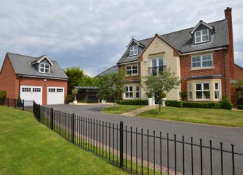 Thumbnail 5 bed detached house for sale in Ecclesbourne Meadows, Duffield, Belper