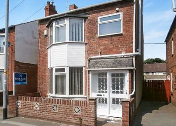 Thumbnail 3 bed detached house to rent in Portobello Street, Hull