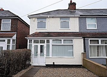 Thumbnail 3 bed end terrace house for sale in Littlefield Lane, Grimsby