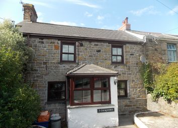 Thumbnail 3 bed terraced house to rent in Illogan, Redruth, Cornwall