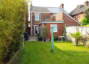 Thumbnail 2 bedroom end terrace house for sale in Springbourne, Bournemouth, Dorset