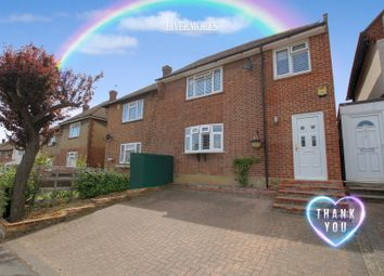 Thumbnail 4 bed semi-detached house for sale in Ridge Way, Crayford