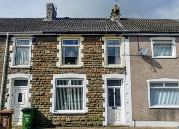 Thumbnail 3 bed terraced house for sale in Kingsley Place, Senghenydd, Caerphilly
