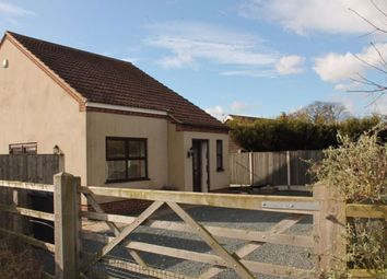 Thumbnail 2 bedroom bungalow to rent in The Annex, Greystones, Osgodby